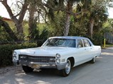 1966 Cadillac Fleetwood 75 Nine-Passenger Sedan  - $