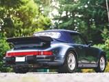 1988 Porsche 911 Turbo Cabriolet  - $
