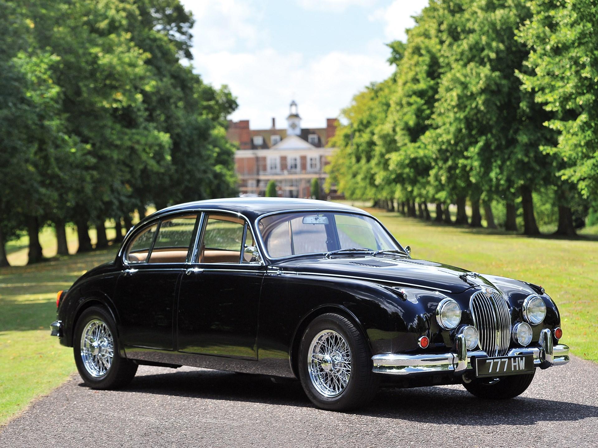 1961 Jaguar Mark 2 4.2 Saloon | London 2014 | RM Sotheby's