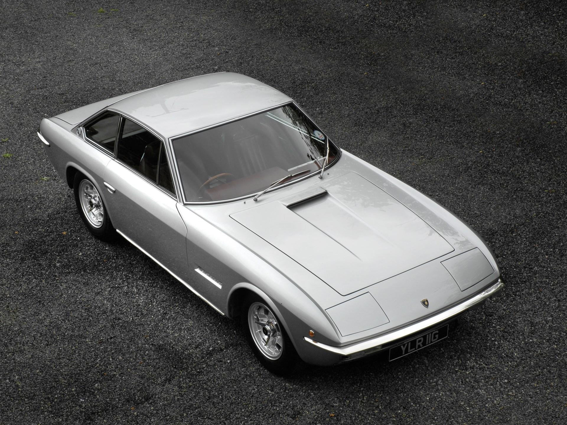 1969 Lamborghini Islero GTS