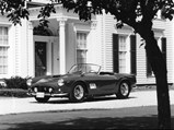 1962 Ferrari 250 California SWB Spider by Scaglietti - $The California Spider as pictured in George M. Carrick's book on the model.