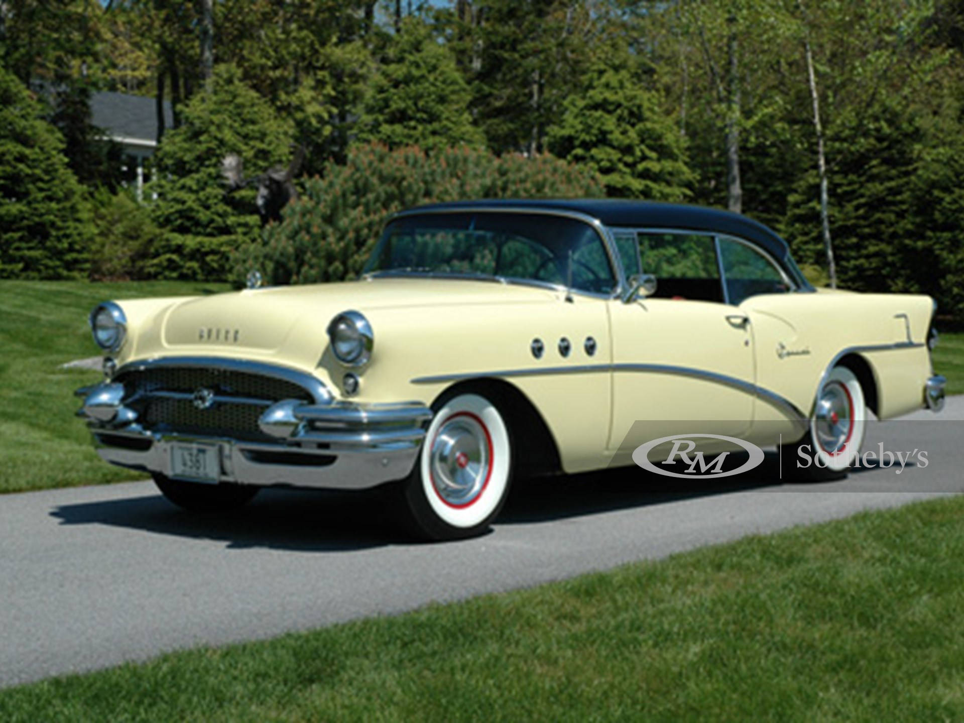 1955 Buick Special 2D  -