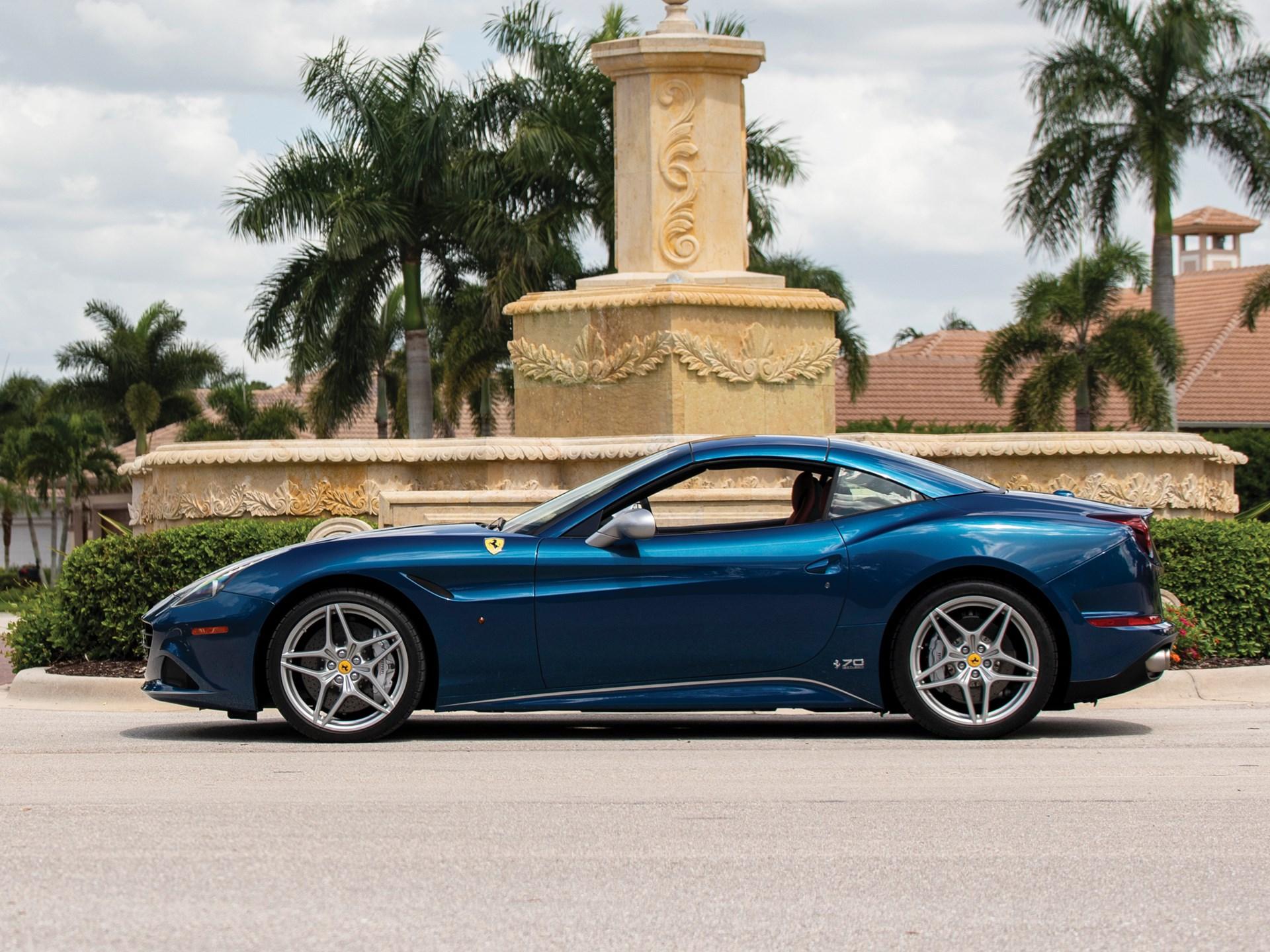 RM Sotheby's - 2018 Ferrari California T 70th Anniversary ...
