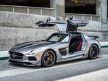 2014 Mercedes-Benz SLS AMG Black Series  - $