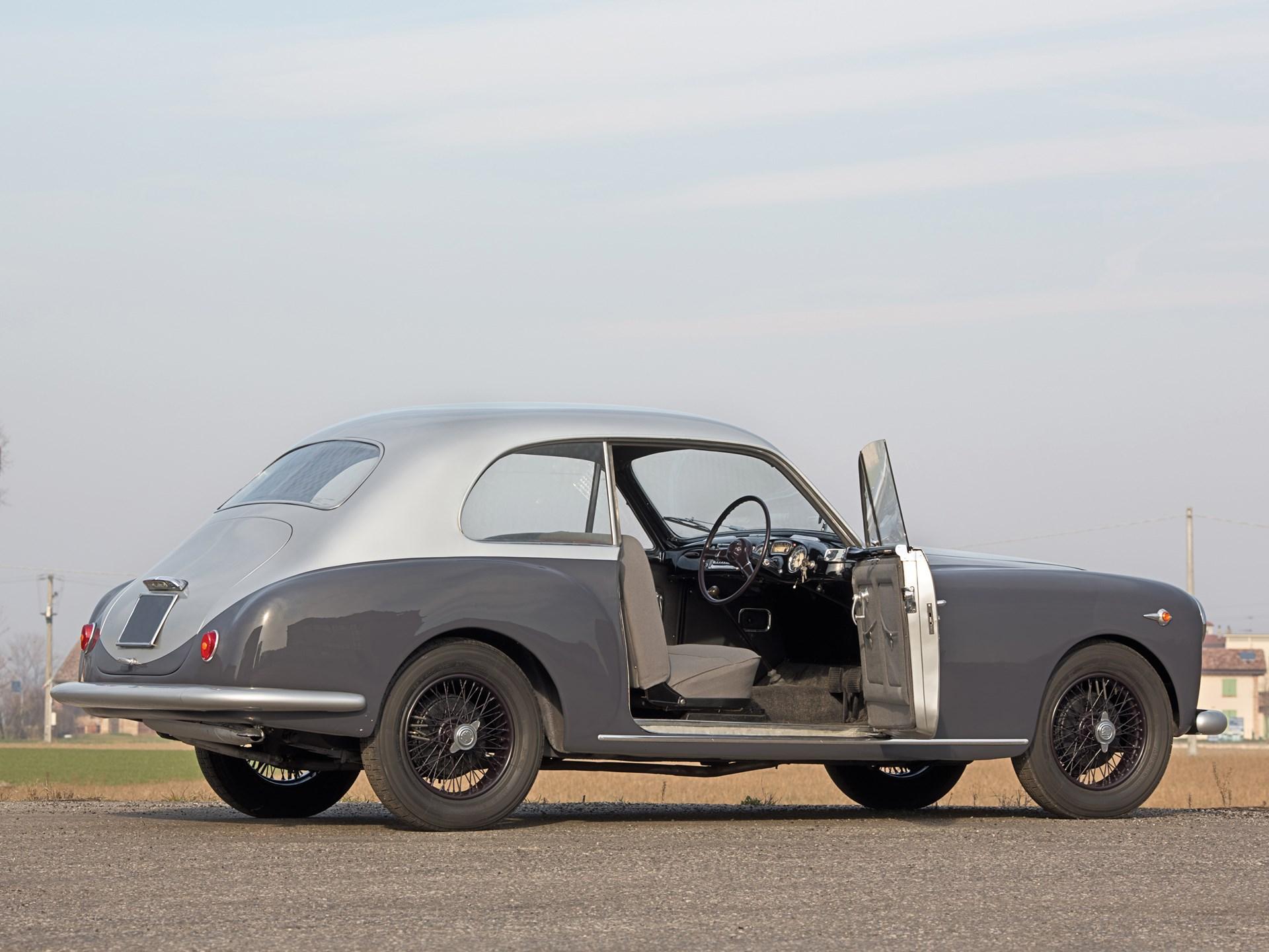 1934 Lancia Augusta Coupé