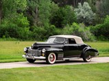 1941 Cadillac Series 62 Convertible Coupe  - $