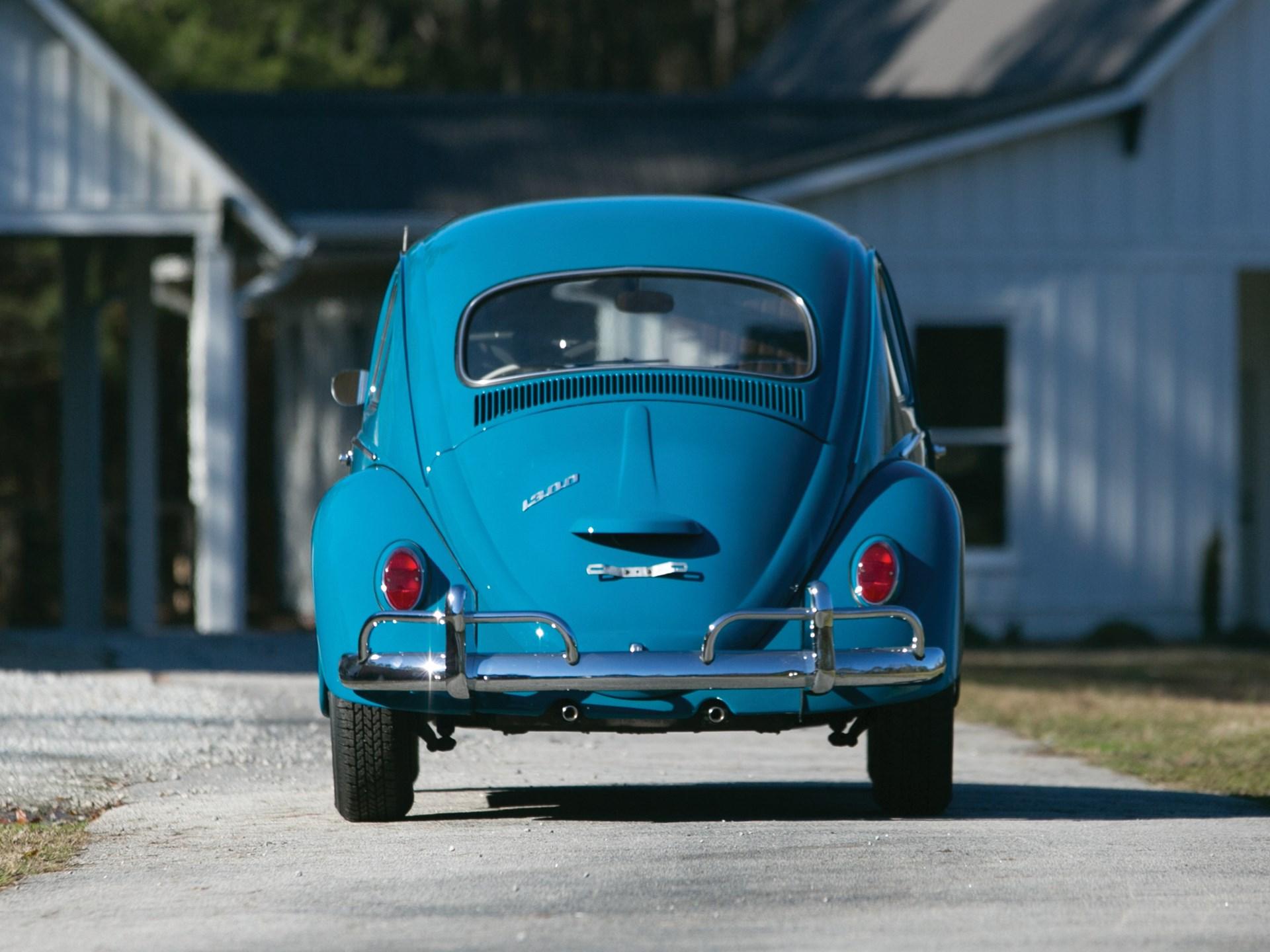 RM Sotheby's - 1964 Volkswagen Beetle 'Sunroof' Sedan