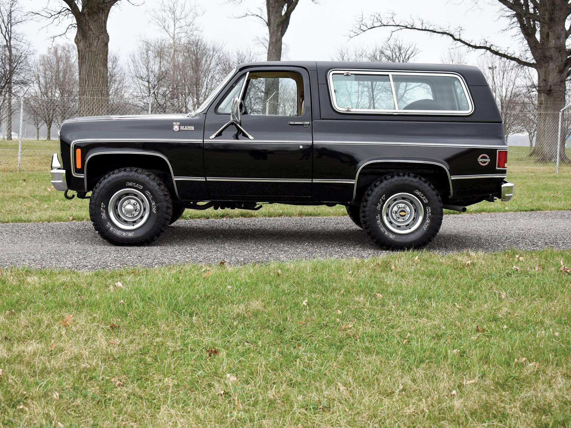 RM Sotheby's - 1979 Chevrolet K5 Blazer Cheyenne | Auburn Spring 2018