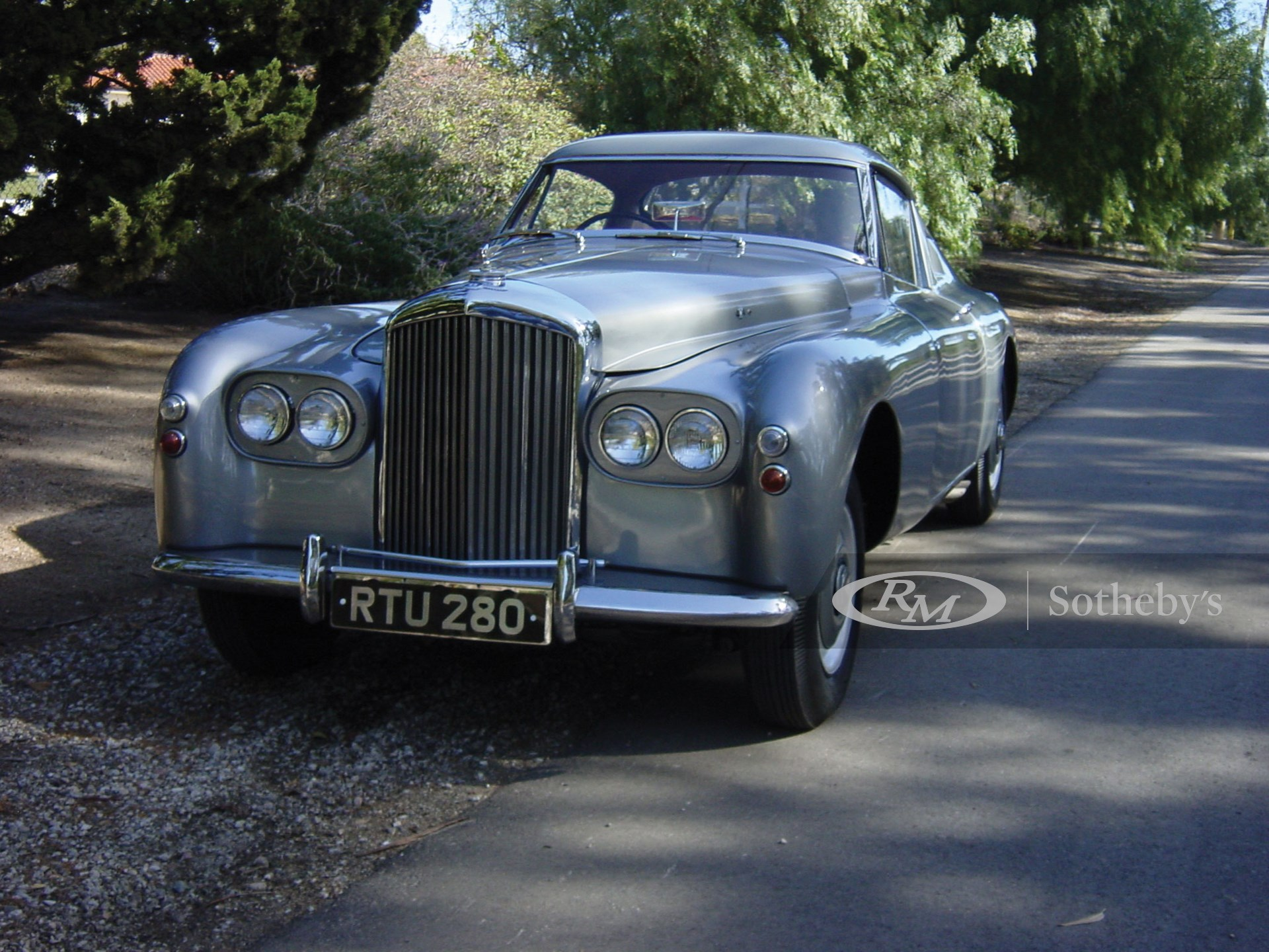 1954 Bentley R-Type Lightweight Coupe