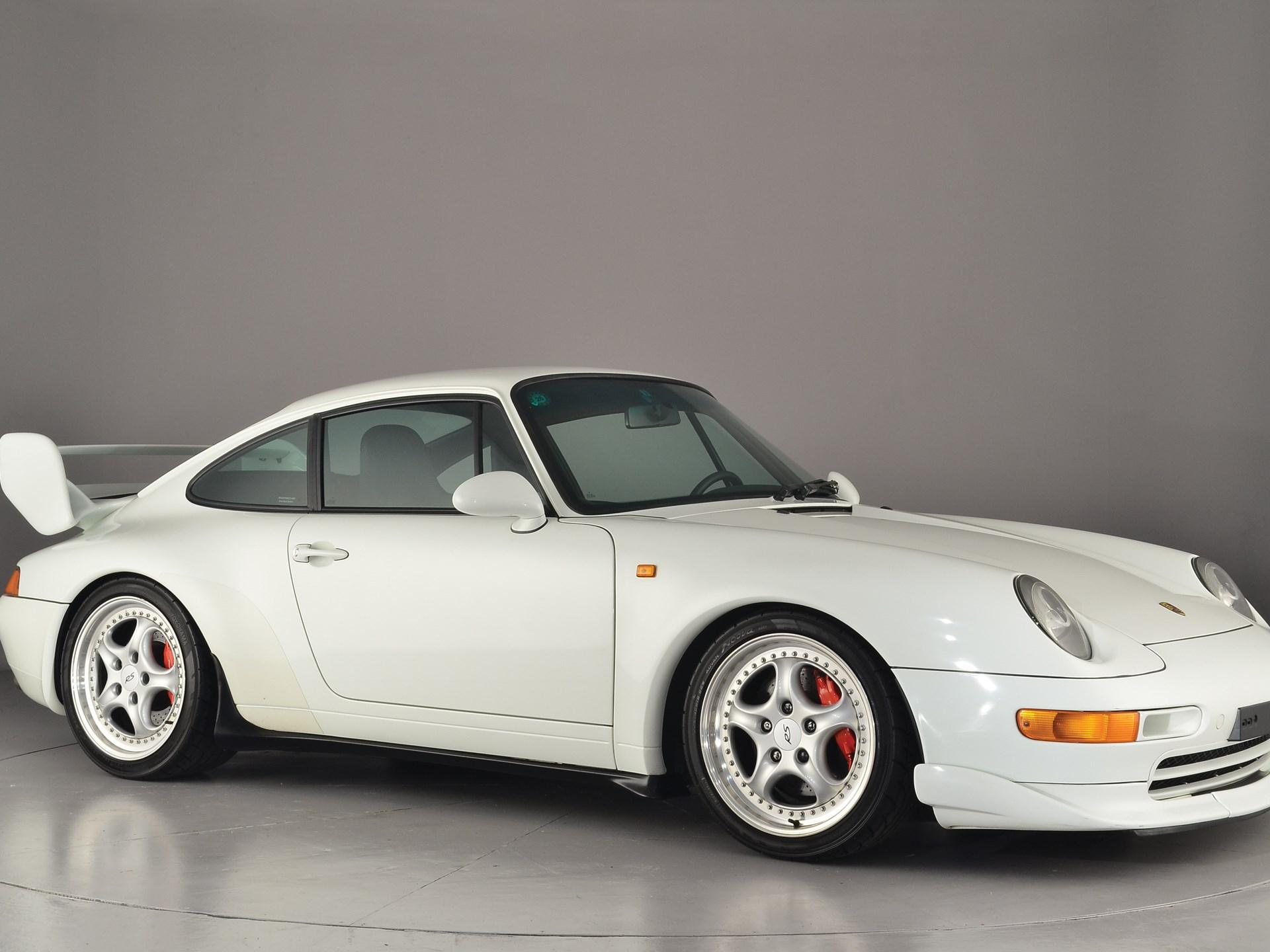 1996 Porsche 911 Carrera RS 3.8