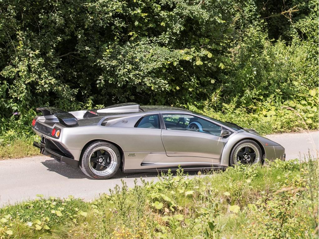 Rm Sotheby S 1999 Lamborghini Diablo Gt London 2016
