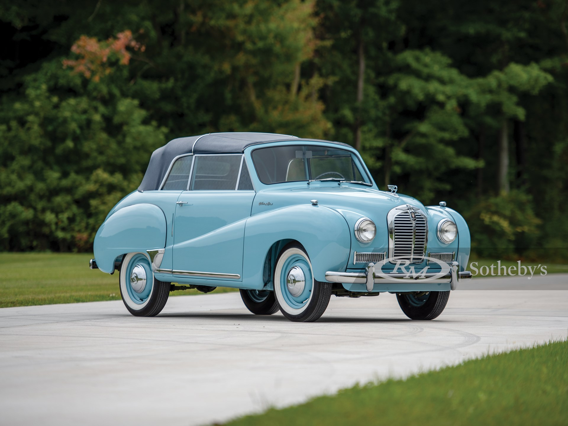 1953 Austin A40 Somerset Coupe by Carbodies -