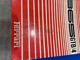 Ferrari 365 GTB/4 Owner's Manuals, Folio, and Key Fob - $