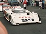 1990 AAR-Toyota Eagle HF89  - $The #99 AAR-Toyota Eagle HF89 driven by Juan Fangio II, California Camel GP, Sears Point Raceway, July 15, 1990.