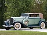 1933 Auburn 8-105 Salon Phaeton Sedan  - $