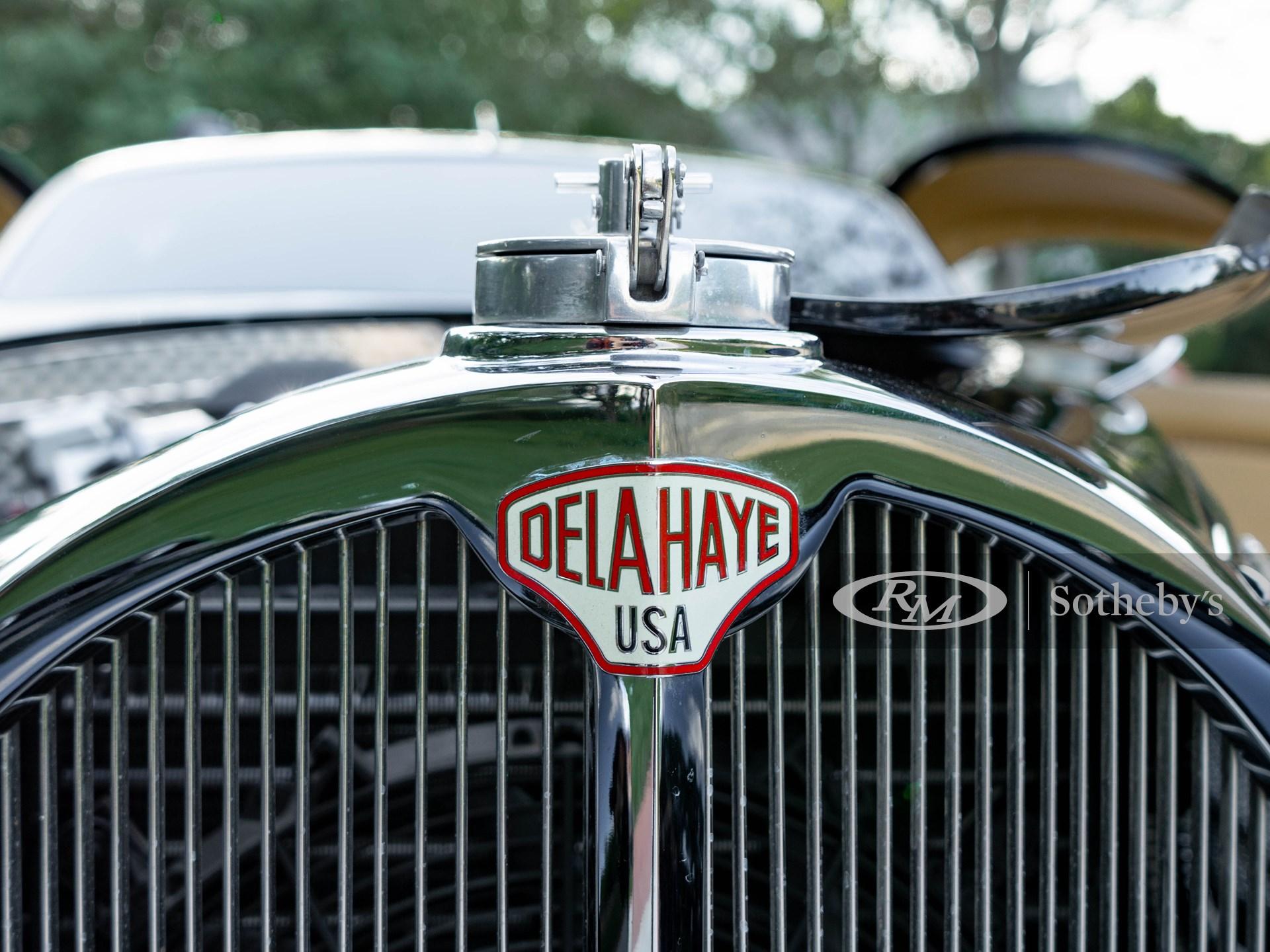 1939 Delahaye USA Pacific  -