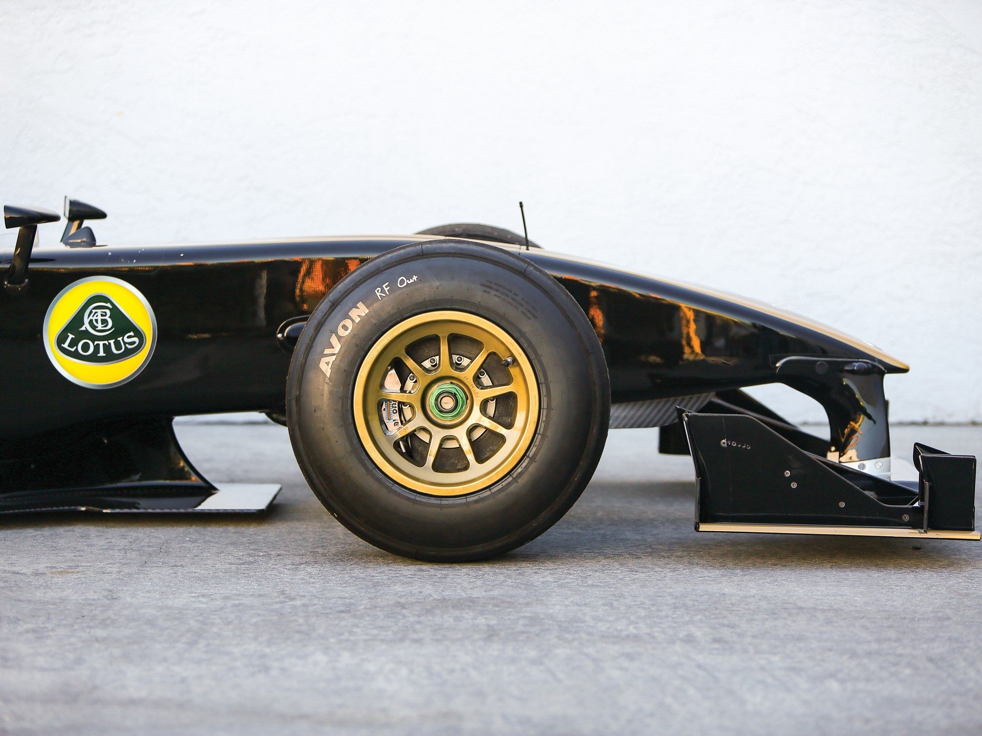 2013 Lotus T125