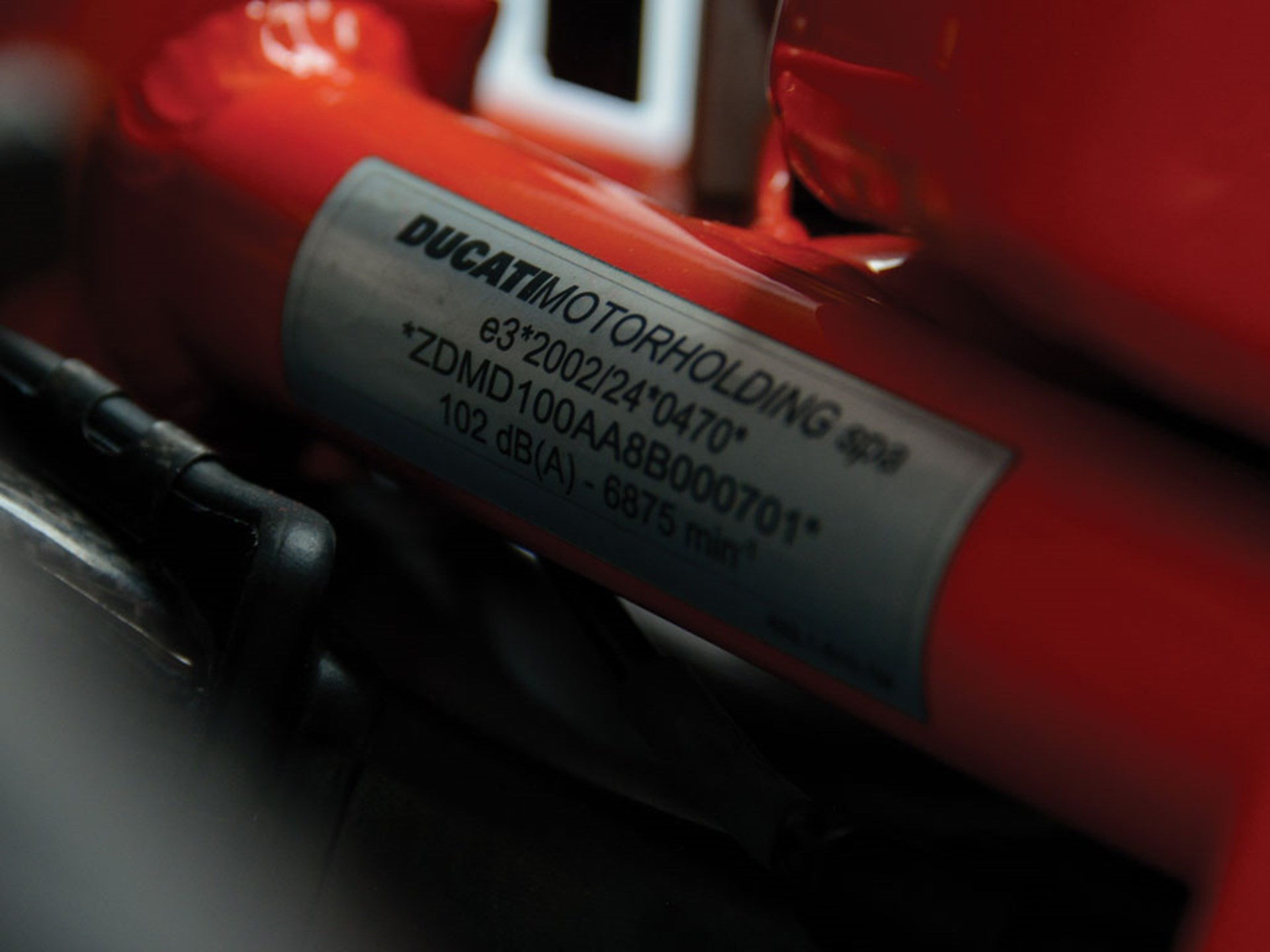 2008 Ducati Desmosedici RR