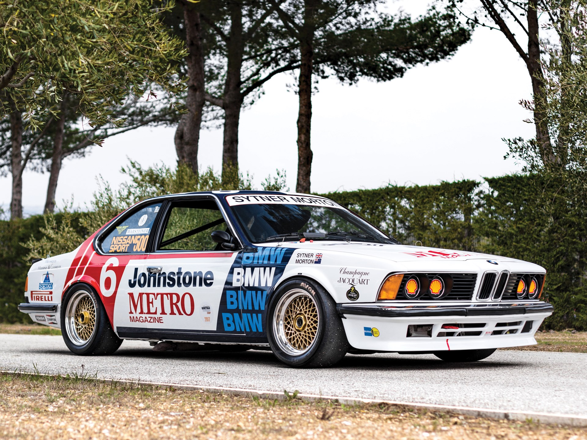 rm sotheby 39 s 1983 bmw 635 csi group a monaco 2018. Black Bedroom Furniture Sets. Home Design Ideas