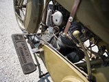 1922 Harley-Davidson FD with Sidecar  - $