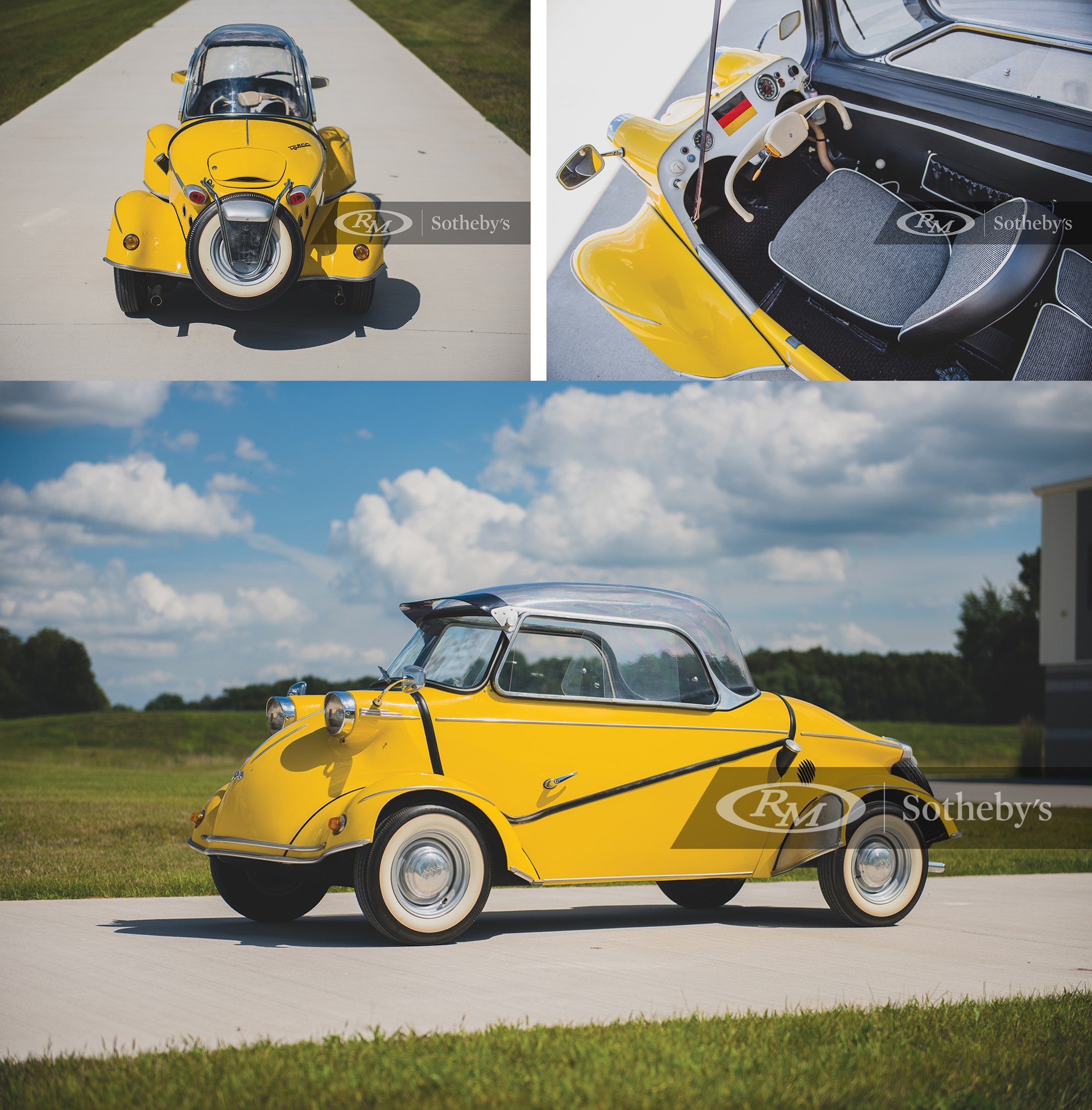 1960 F.M.R. Tg 500 Tiger, RM Sotheby's The Elkhart Collection