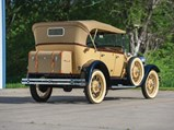 1929 Ford Model A Phaeton  - $