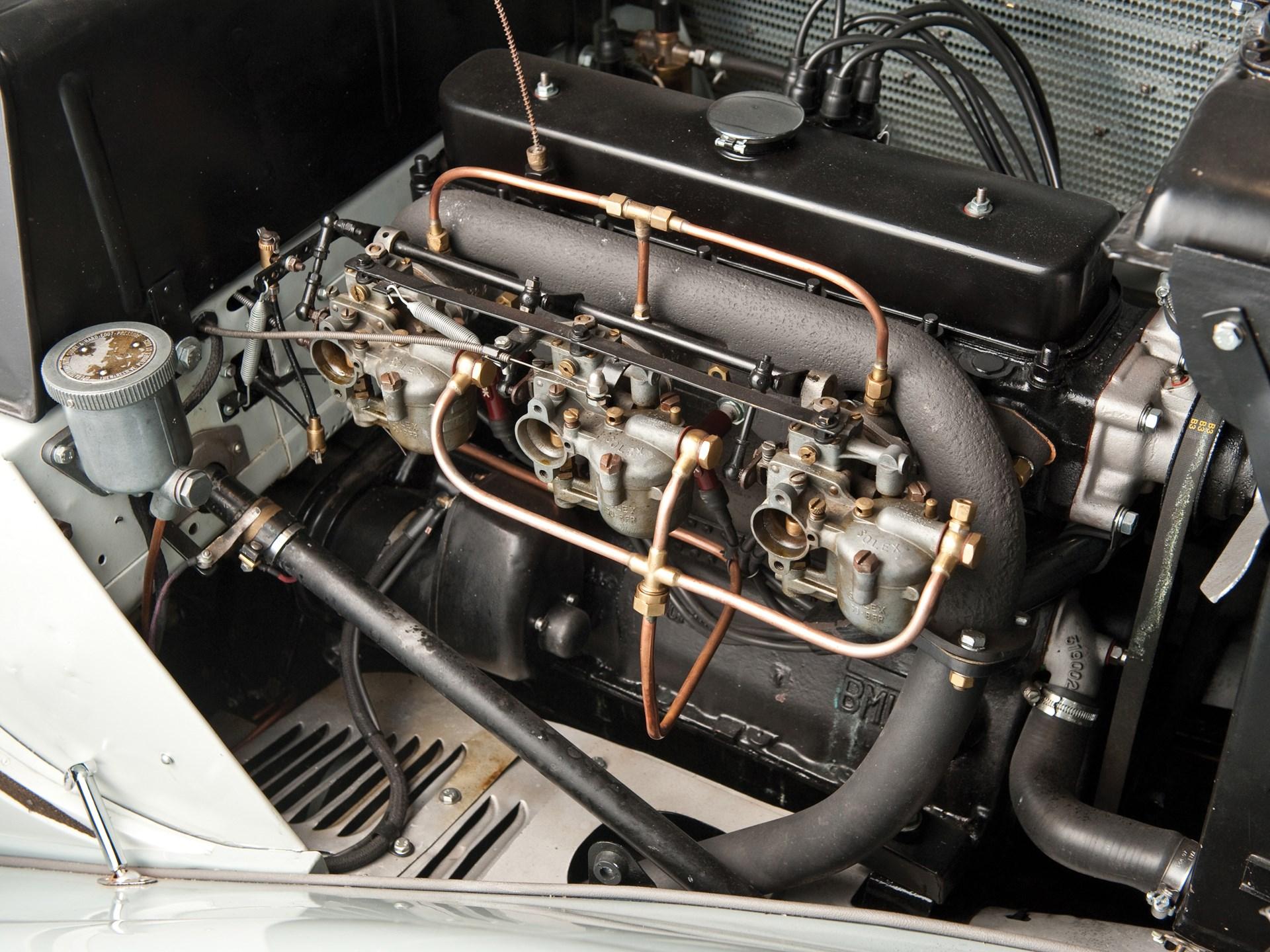 1935 Fraser Nash-BMW 319 Roadster