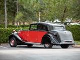 1937 Rolls-Royce Phantom III Saloon by Freestone & Webb - $