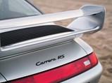 1996 Porsche 911 Carrera RS 3.8  - $