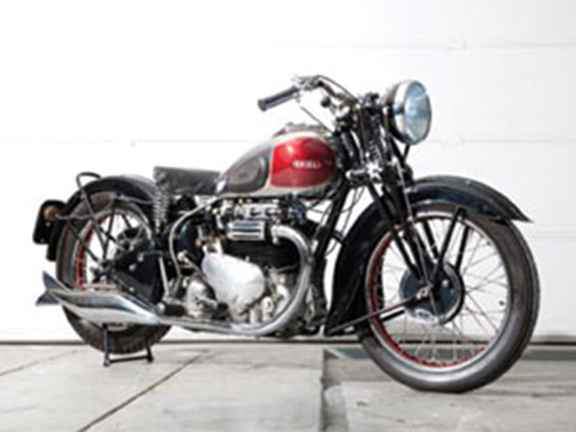 1938 Ariel Red Hunter Classic Motorcycle Pictures