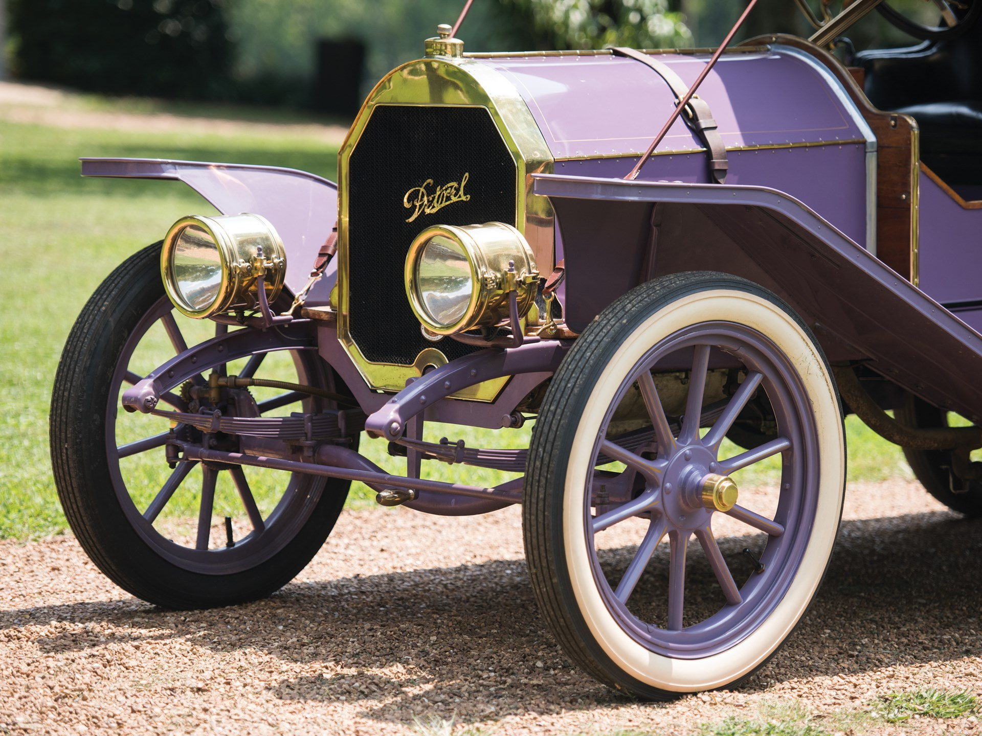 1909 Petrel 30 HP Roadster