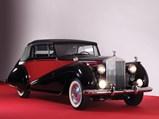 1953 Rolls-Royce Silver Dawn Drophead Coupe by Park Ward - $