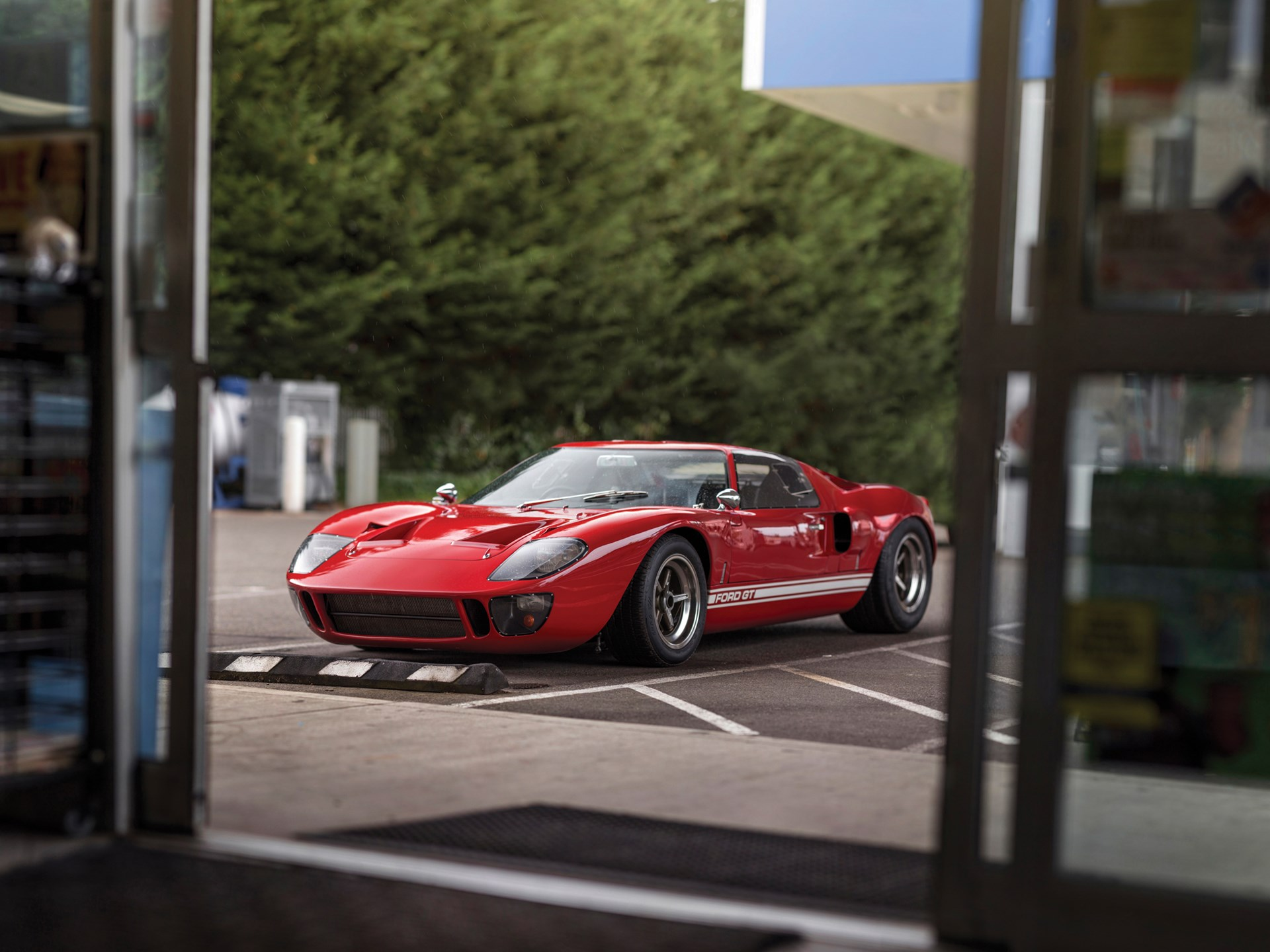 "1966 Ford GT40 ""P/1057"""