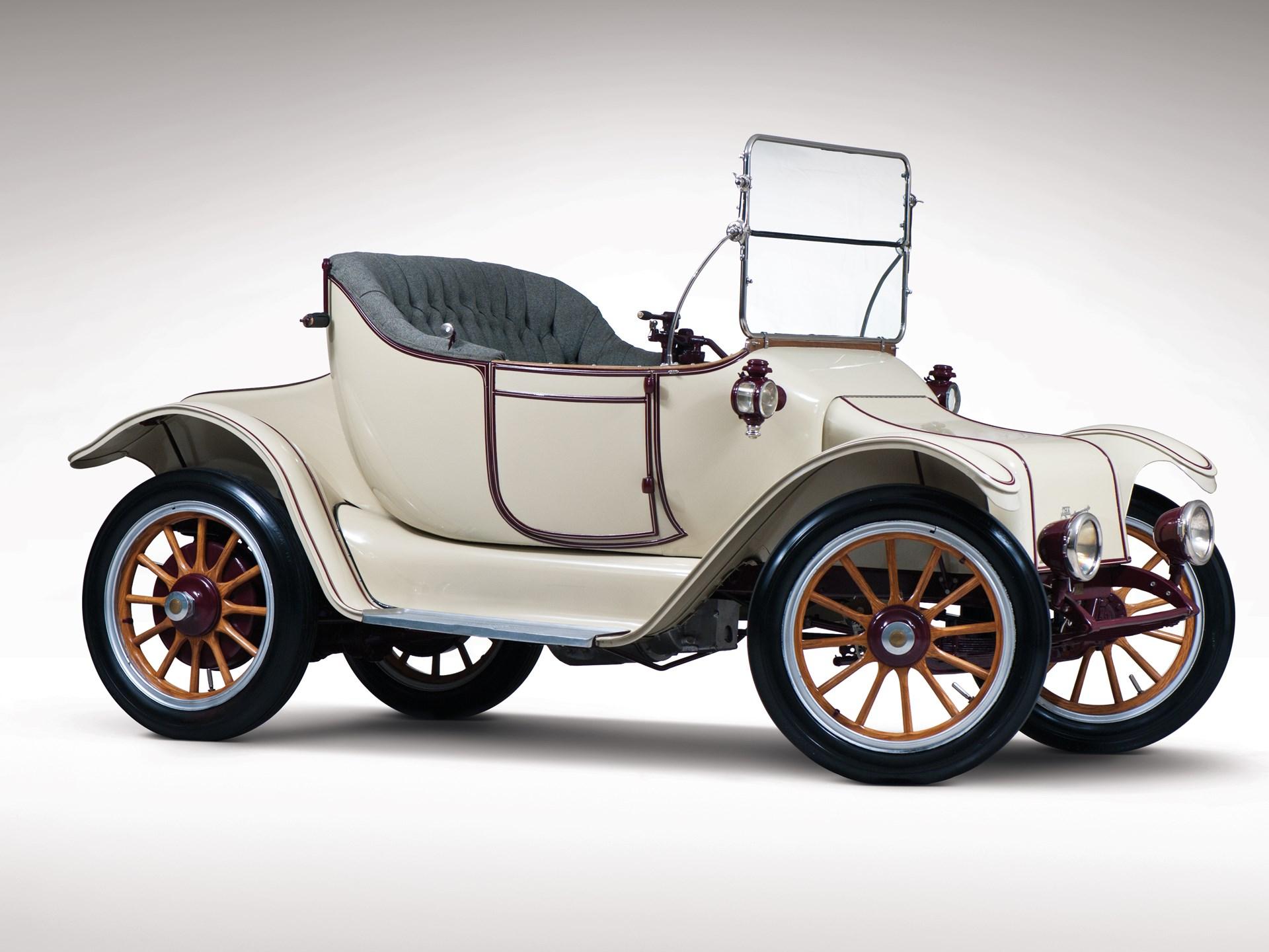 1914 Detroit Electric Model 46 Cape Top Roadster