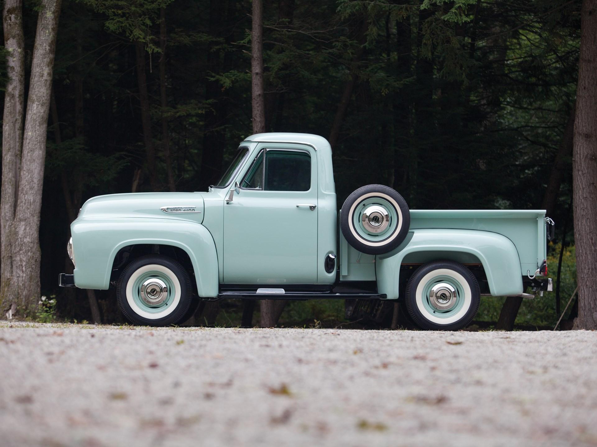 1954 ford f100 pickup