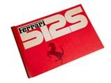 Ferrari 512 S Owner's Manual, 1970 - $