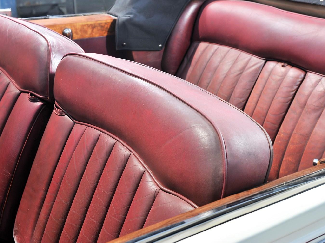 1959 Rolls-Royce Silver Cloud I Drophead Coupé Adaptation by H.J. Mulliner