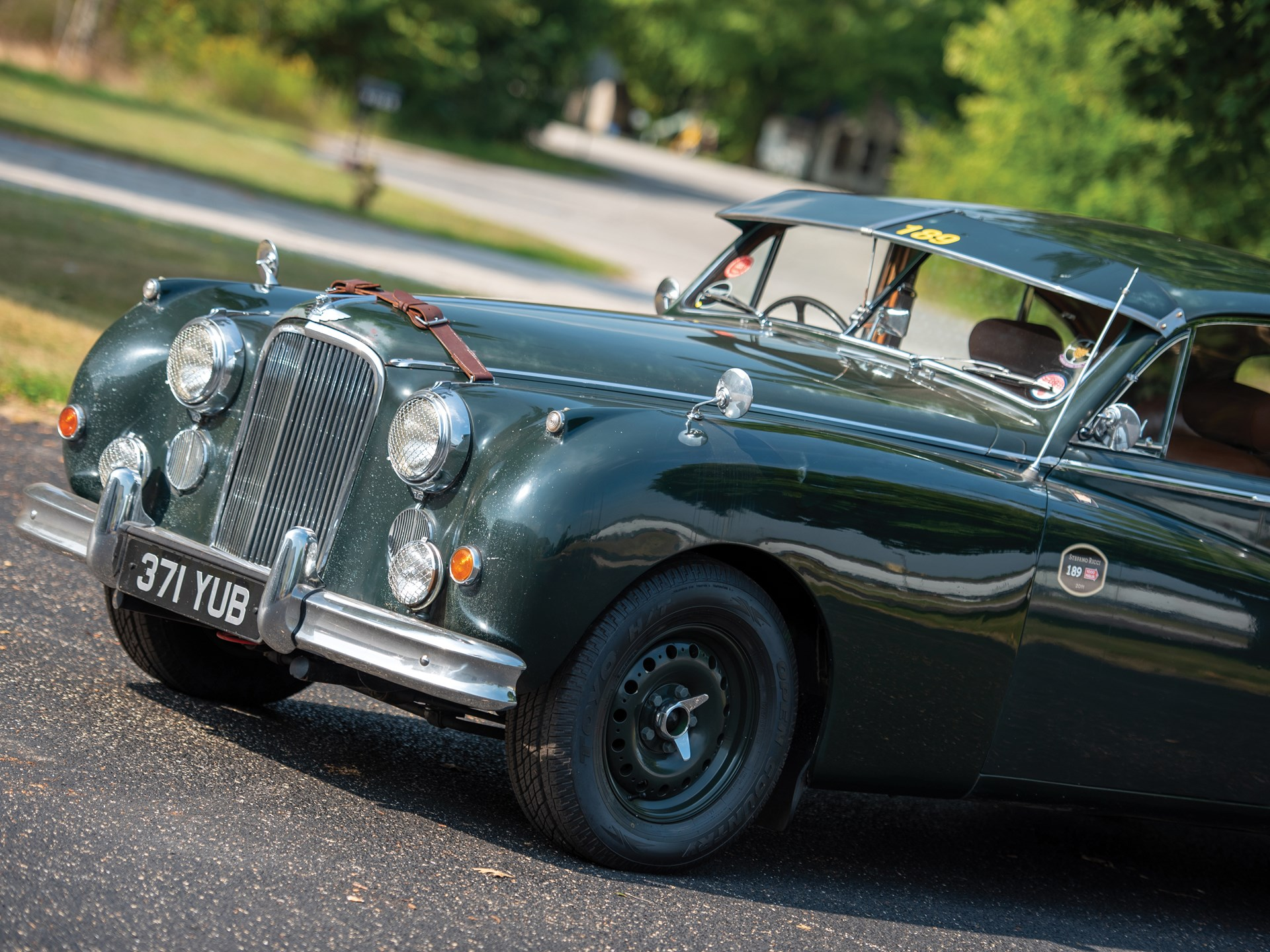 RM Sotheby's - 1956 Jaguar Mark VII M   The Elkhart Collection