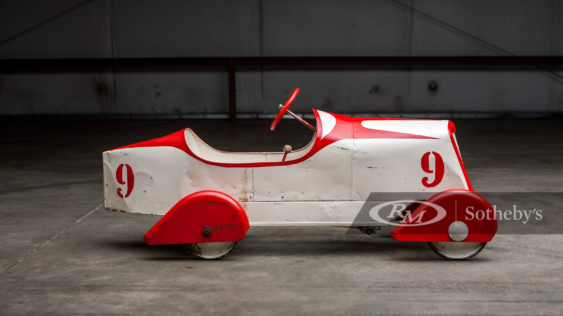 Online Only: Pedal Power, 1935 Skippy Racer by American National