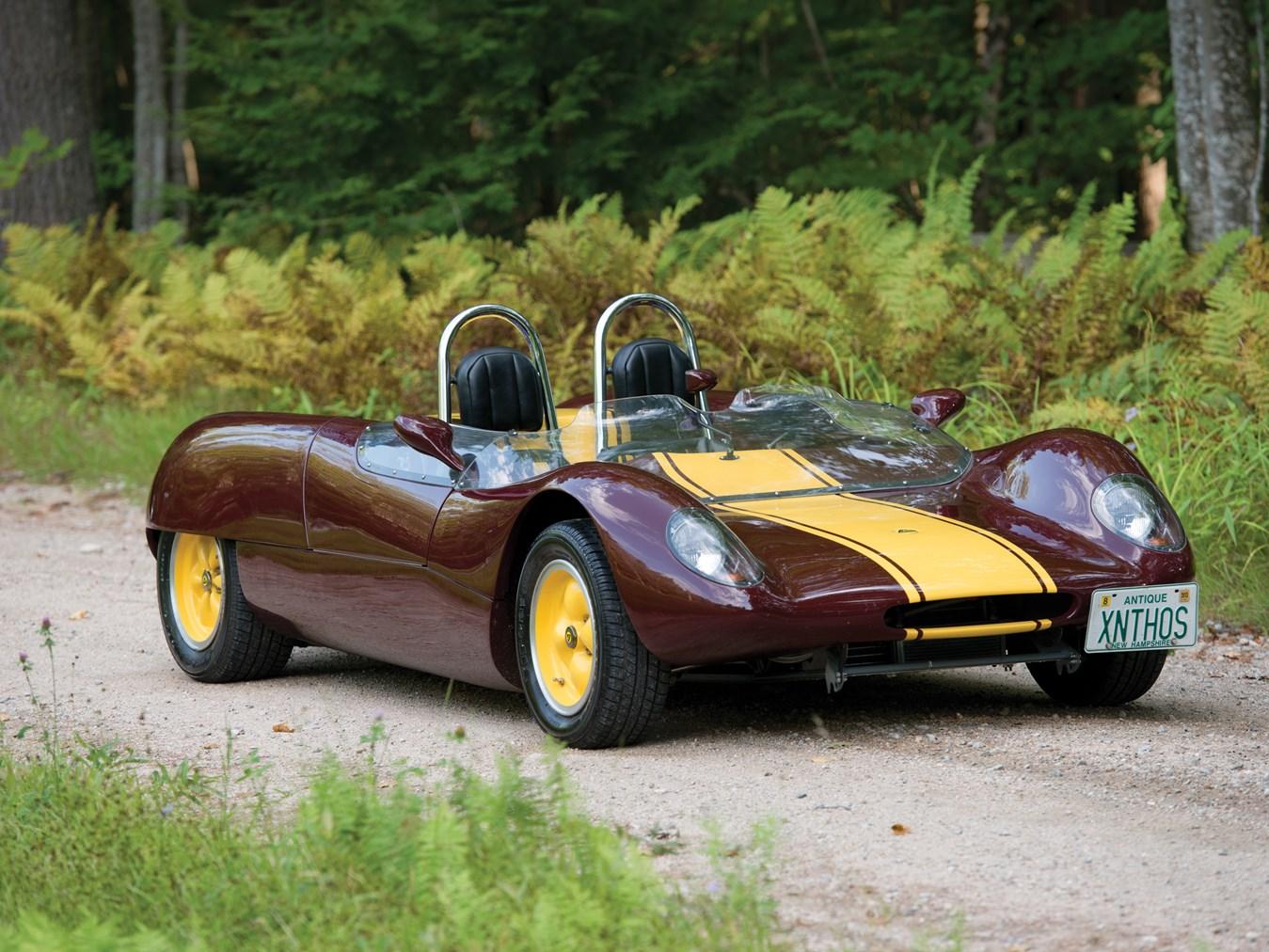 RM Sothebys Xanthos B Hershey - Xanthos sports cars