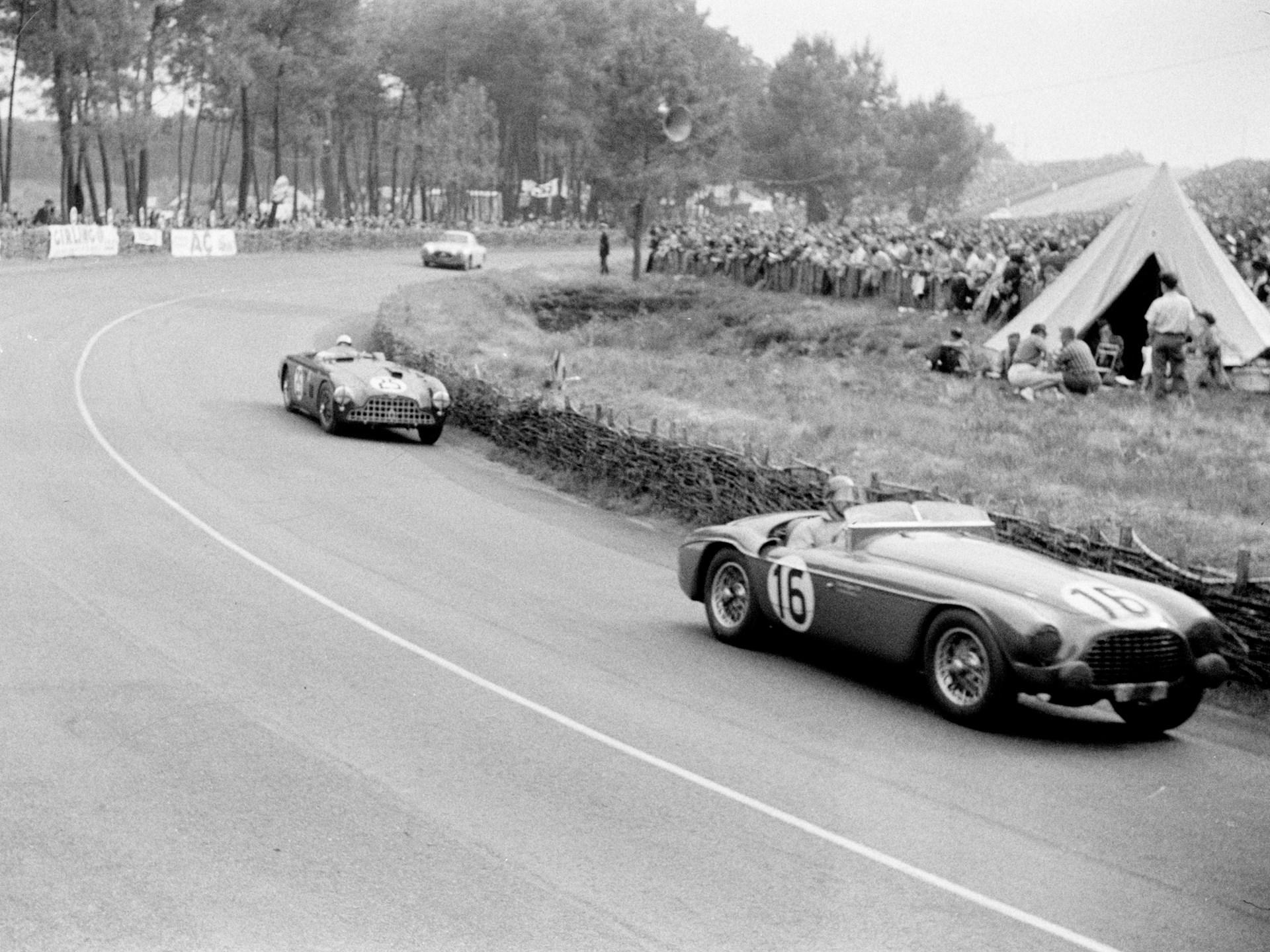 Le Mans 1952.