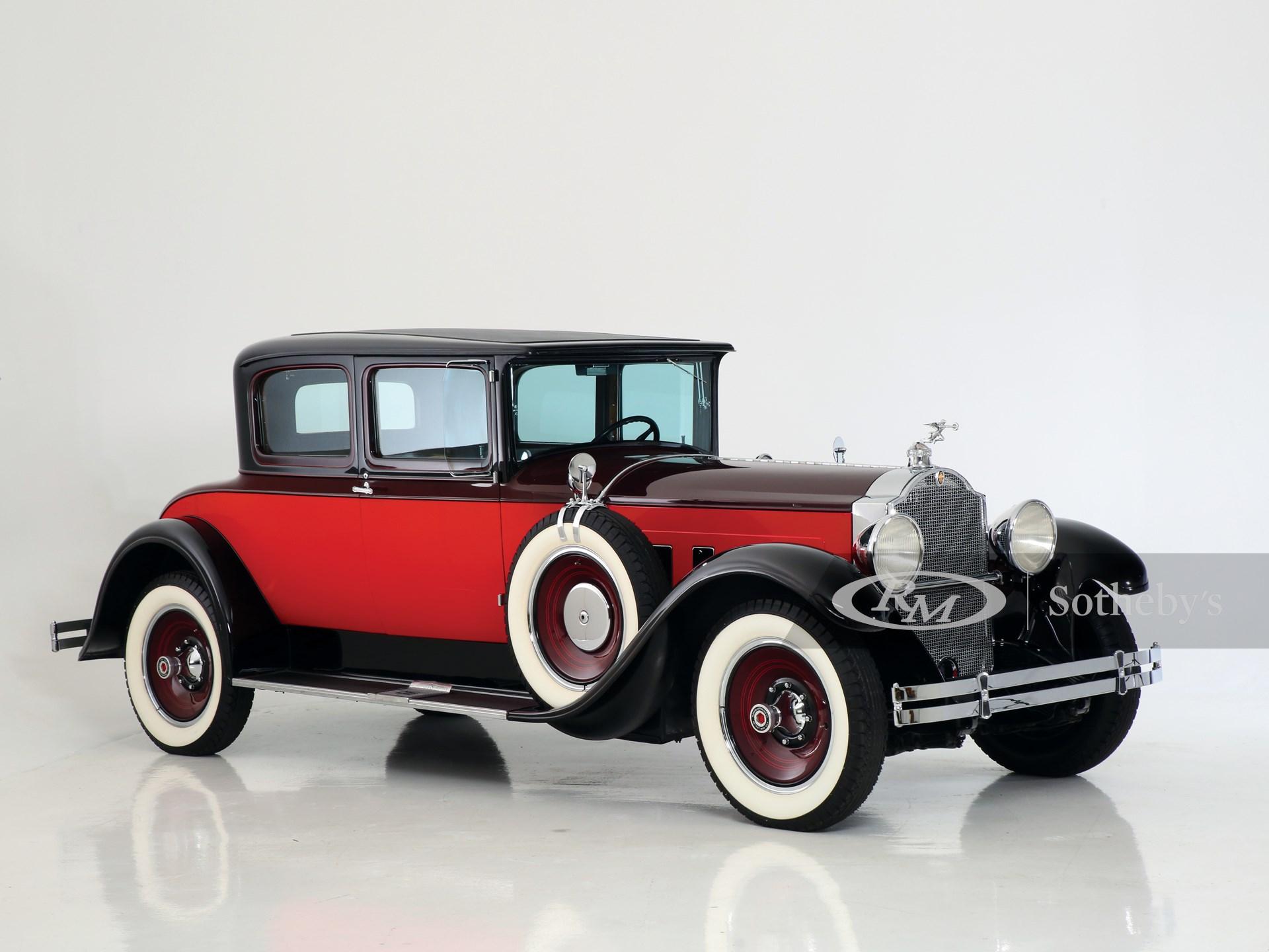 1929 Packard Custom Eight Opera Coupe