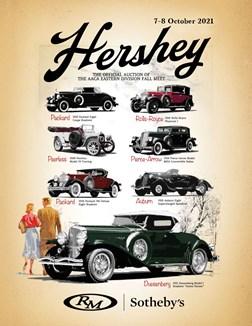 Hershey, 2021