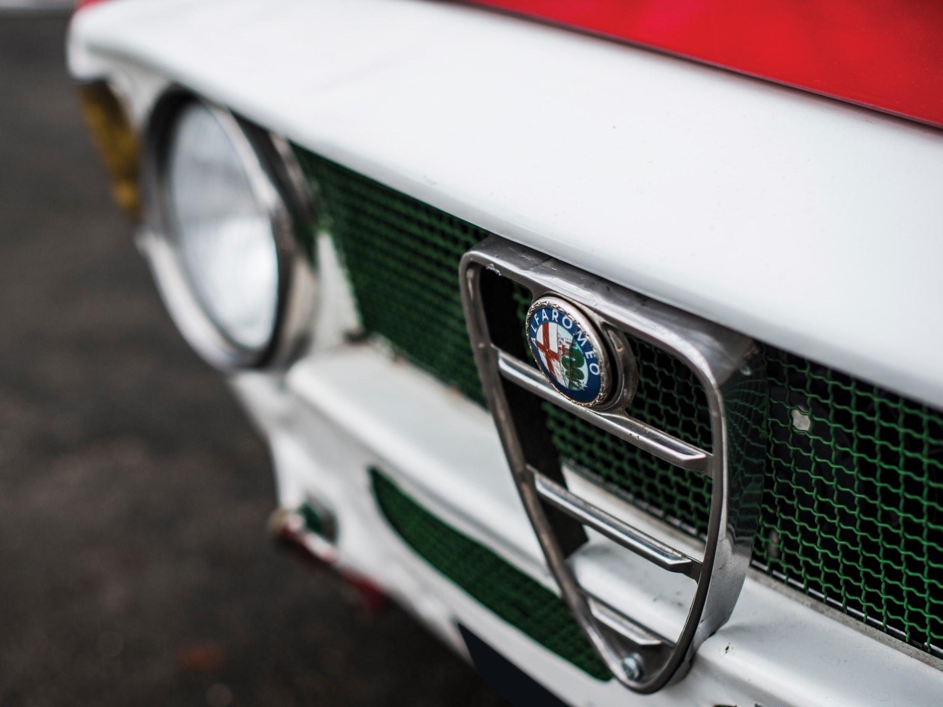 1965 Alfa Romeo Giulia Sprint GTA by Bertone