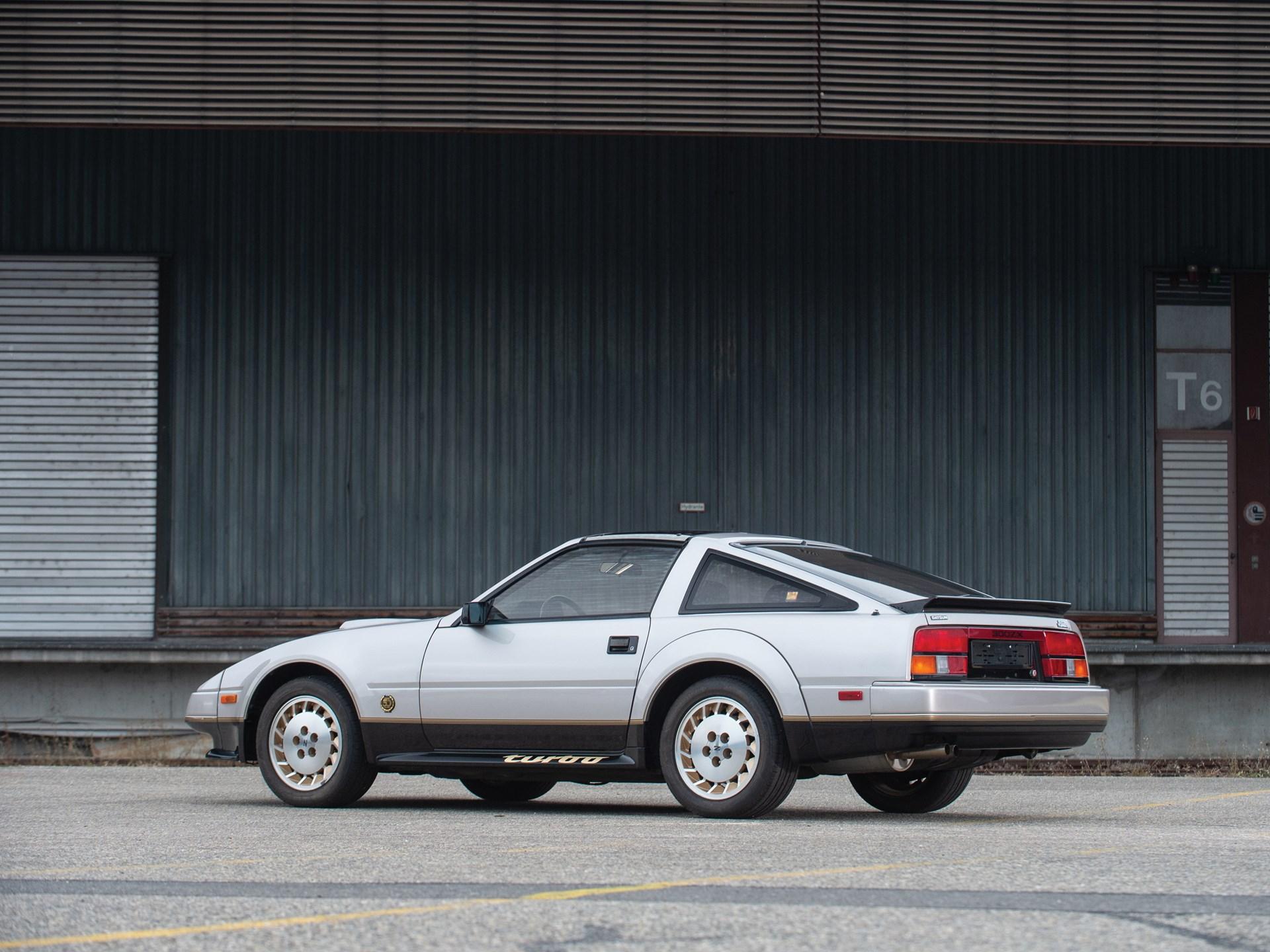 Rm Sothebys 1984 Nissan 300zx Turbo 50th Anniversary Essen 2019