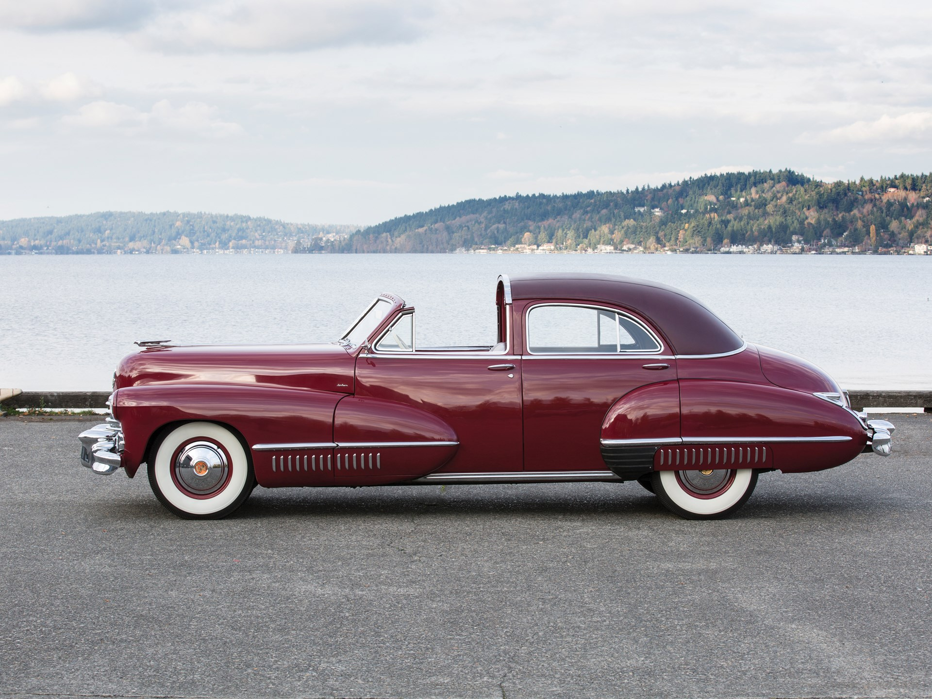 Rm Sothebys 1942 Cadillac Series 60 Special Town Car By Derham 1951 Fleetwood