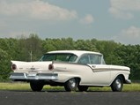 1957 Ford Fairlane 500 Supercharged Victoria Hardtop Coupe  - $