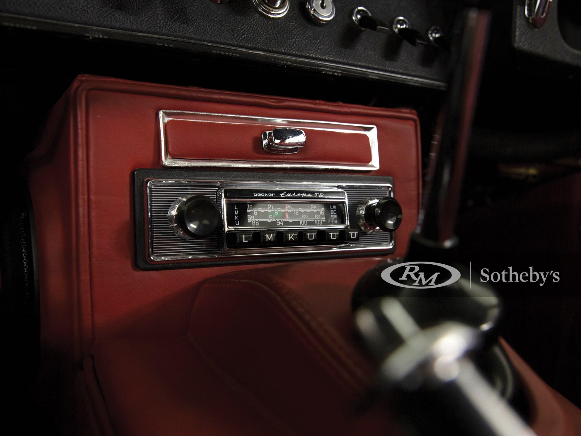 1966 Jaguar E-Type Series 1 4.2-Litre Fixed Head Coupé  -