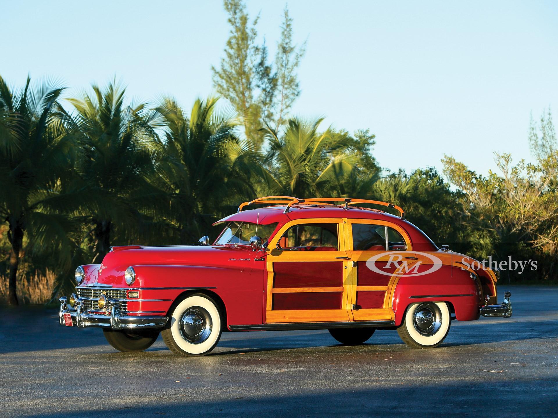 1947 Chrysler Town and Country Sedan  -