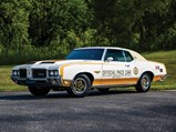 1972 Oldsmobile 442 Indianapolis 500 Pace Car Replica  - $